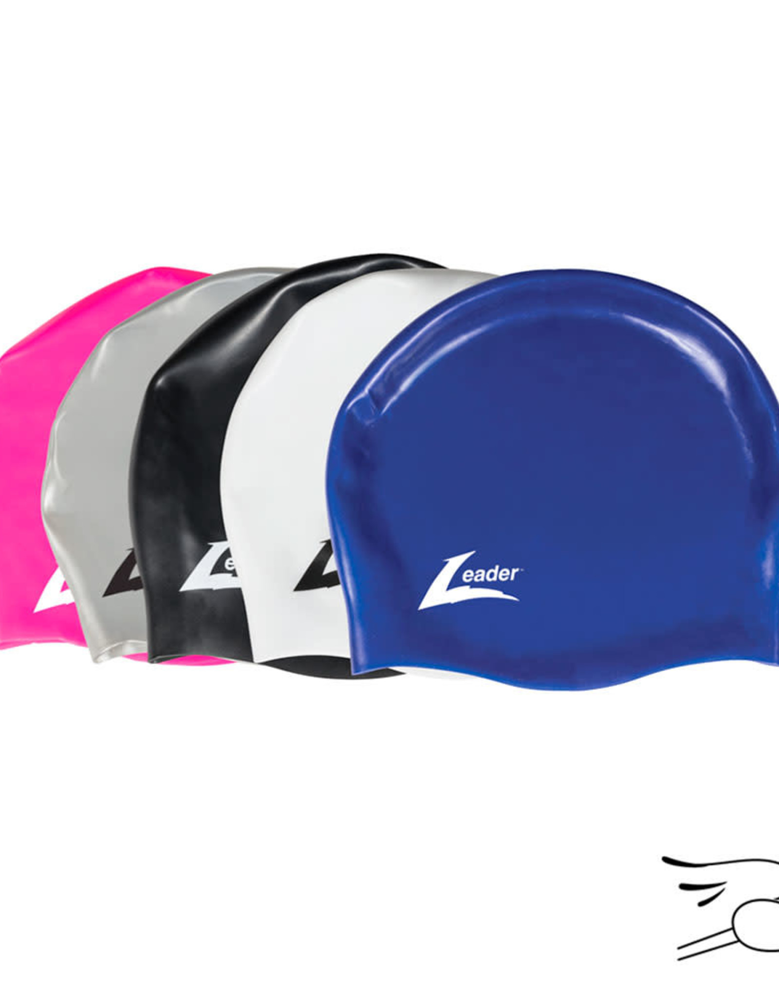Leader Medley Racer Cap Long Hair