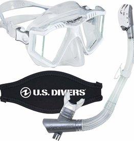 US Divers USDivers Lux Mask/Snorkel