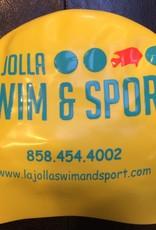 LJSS Silicone Logo Cap