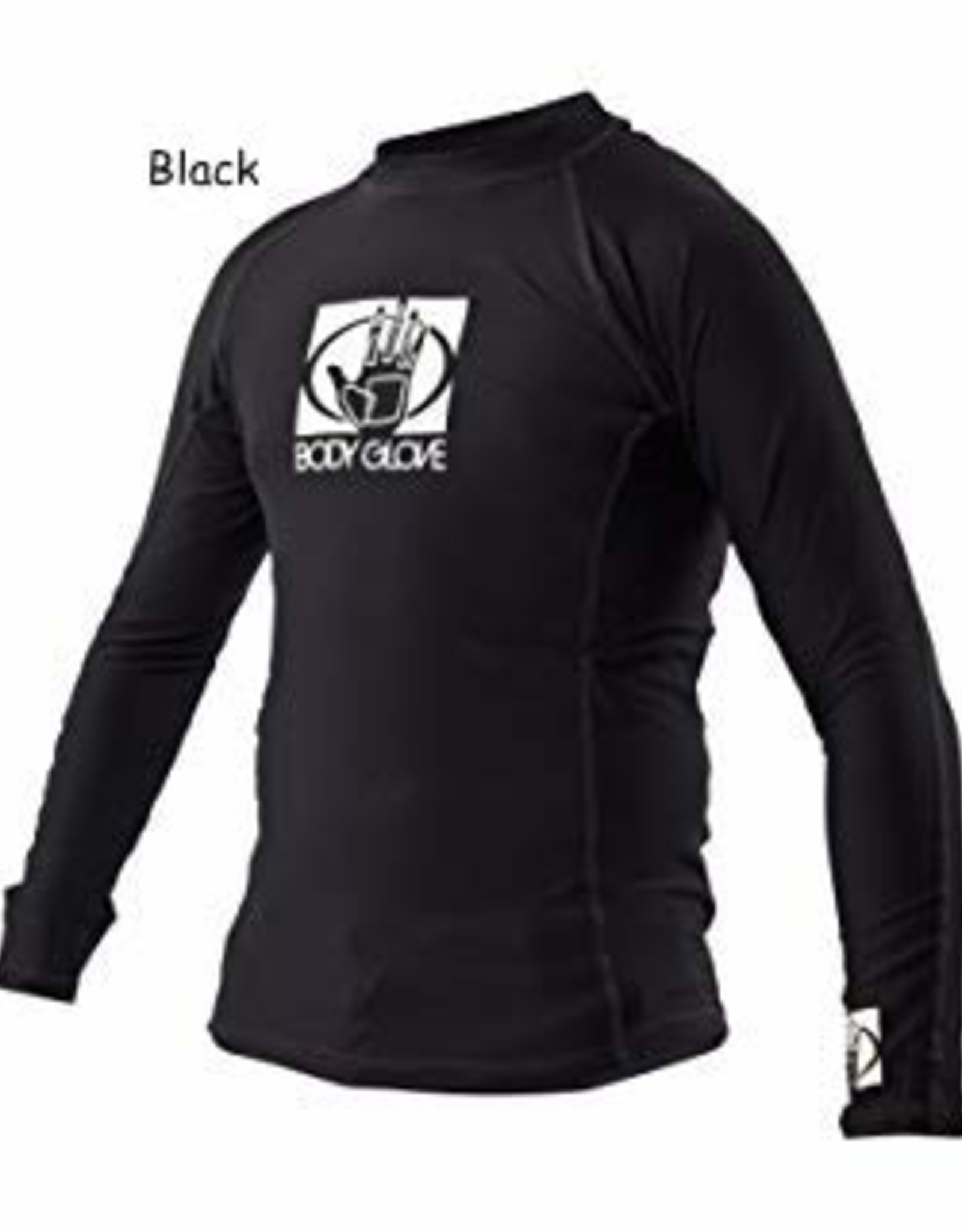 Body Glove Body Glove Men's Basic Long Sleeve Fitted Rashguard