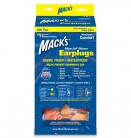 Mack's Earplugs Single
