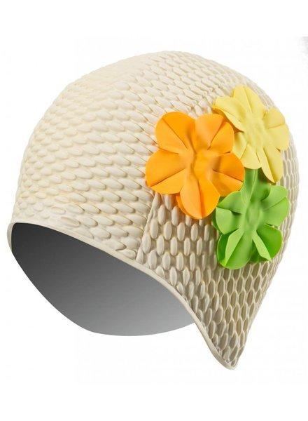 Floral Bubble Cap