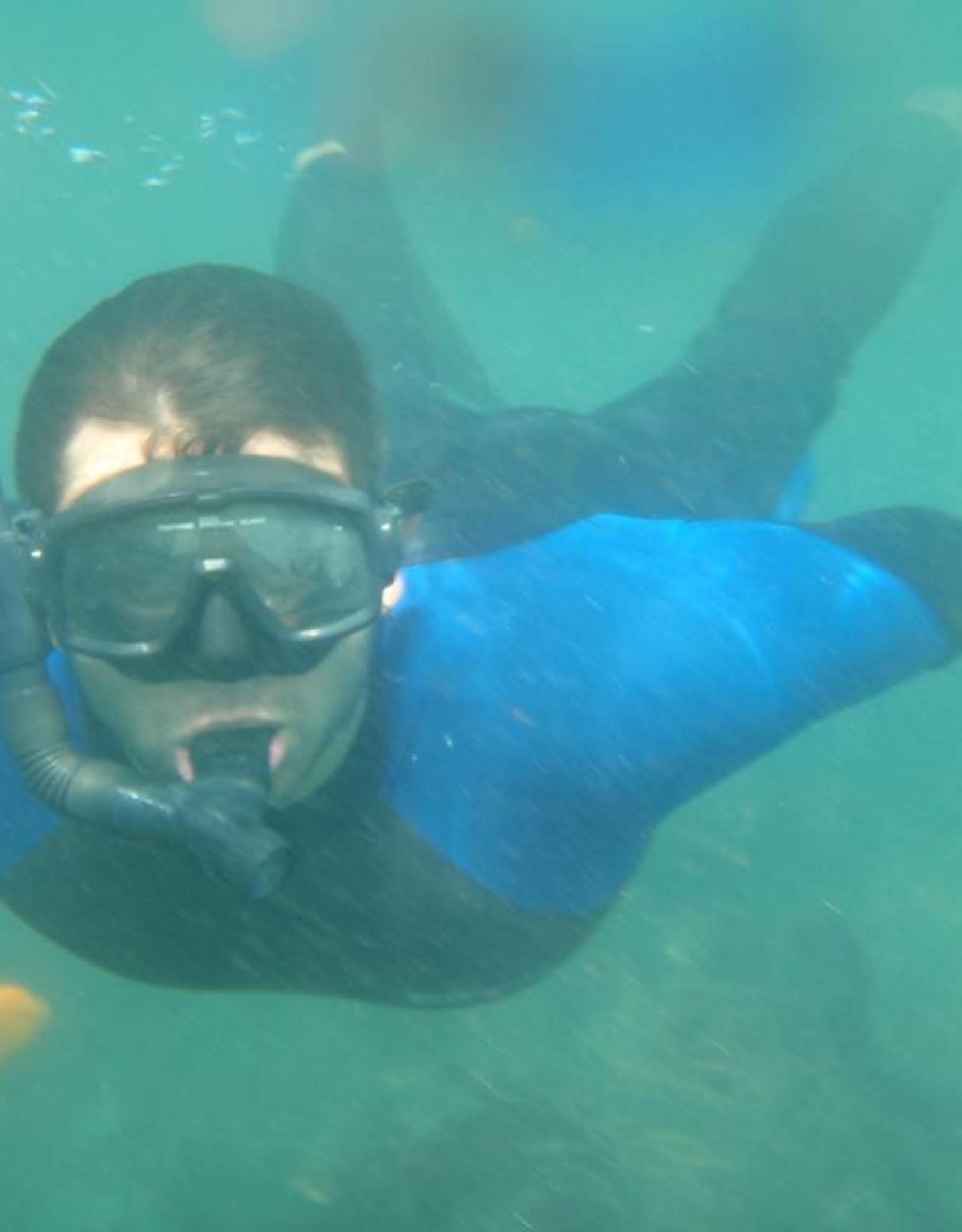 LJSS RENTAL PACKAGE Wetsuit/Snorkel Gear