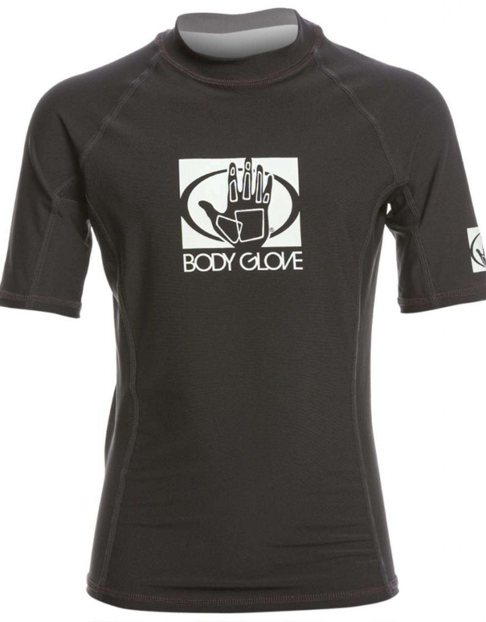 Body Glove Body Glove Men's Basic Short Sleeve Fitted Rashguard
