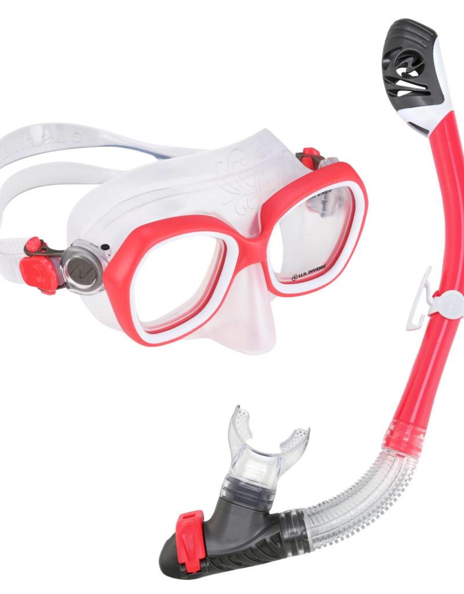 US Divers USDivers Audrey Mask/Snorkel