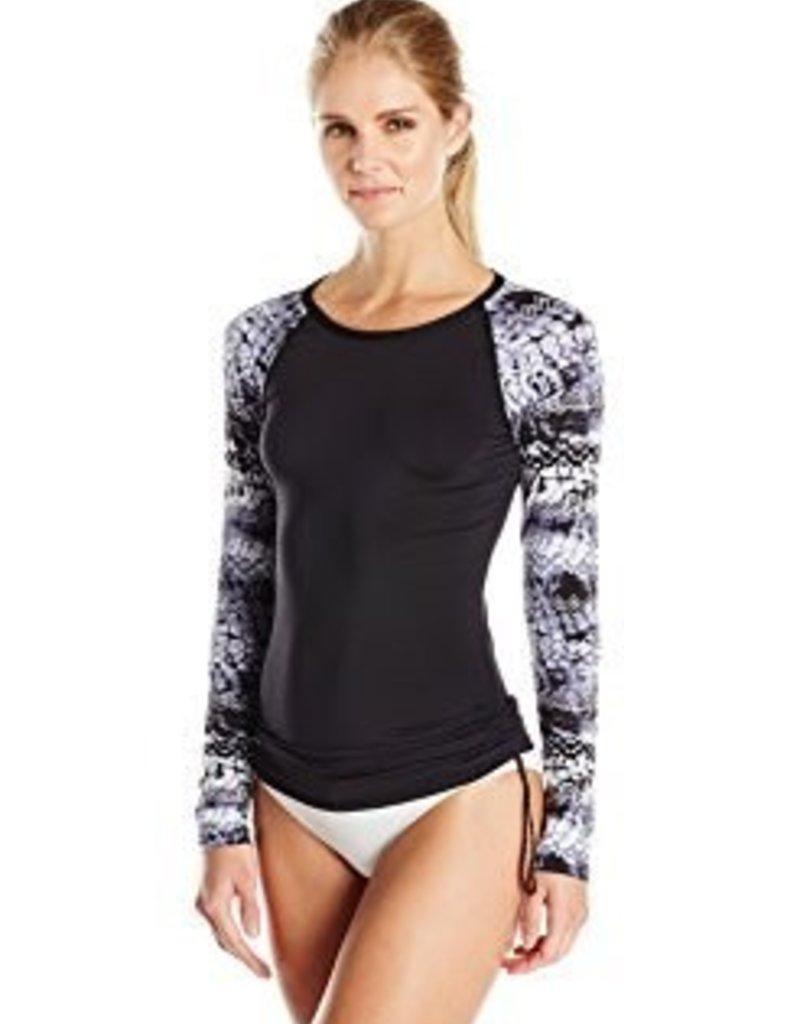 86f8c81dfd81d2 TYR TYR W Swim Shirt - La Jolla Swim and Sport