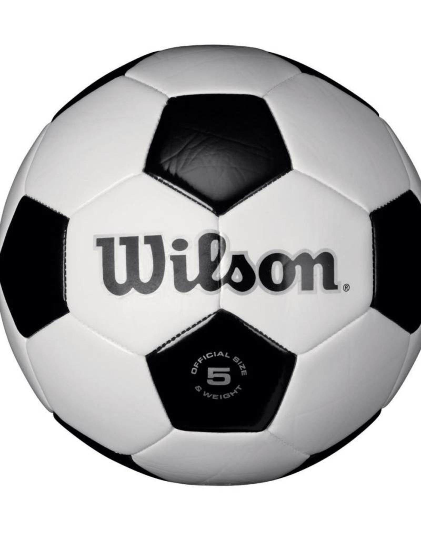 Wilson Wilson Traditional Soccer Ball