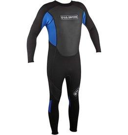 US Divers M Full Wetsuit