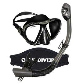 US Divers USDivers Magellan Mask/Snorkel GoPro