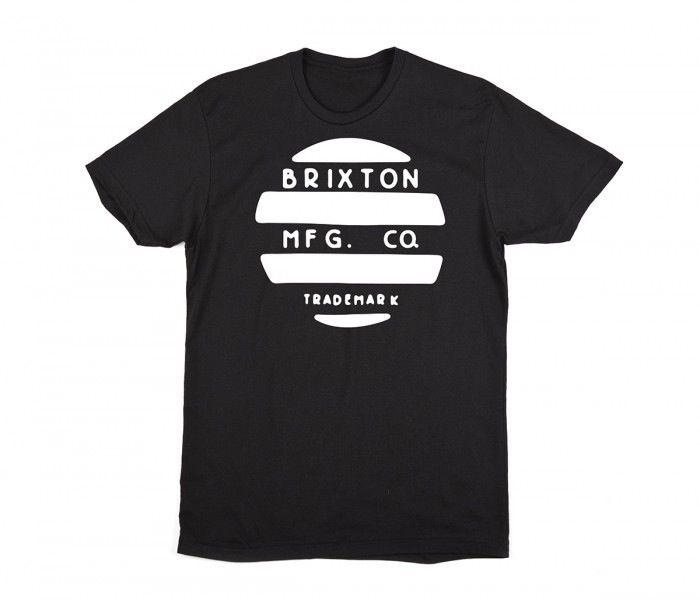 Brixton Mortar T-Shirt S/S Standard Fit