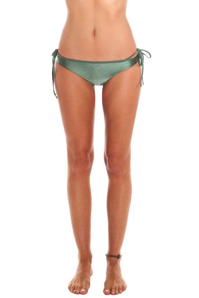 Amuse Society Amuse Society Cora Solid Everyday Bottom Bikini Womens