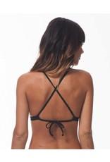 Rip Curl Rip Curl Love N Surf Cross Back Women's Bikini Top
