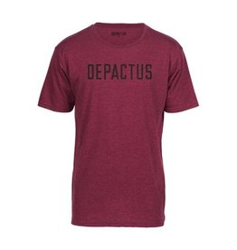 Depactus Depactus Wordmark Tee Mens Products For Land Tee Collection