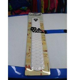 Gorilla Skim Arch Tail Pad White Skimboard