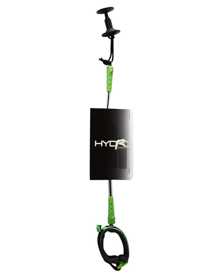 Hydro Hydro Bodyboard Wrist Leash Charcoal/Green