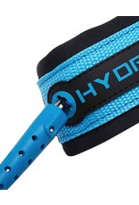 Hydro Hydro Bodyboard Bicep Leash Charcoal/Blue