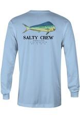 Salty Crew Salty Crew Angry Bull L/S Tee Shirt