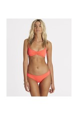 Billabong Billabong Sol Searcher Crossback Bikini Top Womens