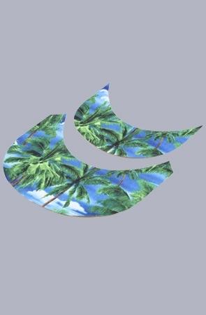 Brim Skins Brim Skins Palm Trees