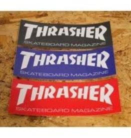 Skate Thrasher Mag Sticker Med