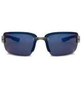 COSTA Costa Del Mar Galveston Black Frames Gray 580P Lens Sunglasses