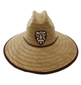 Head Hunter Headhunter Premium Lifeguard Straw Hat