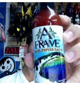 A Frame A Frame Local Organic Datil Pepper Sauce