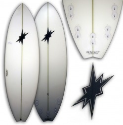 Starr Surfboards Starr 7'0 Fun Shape Surfboard