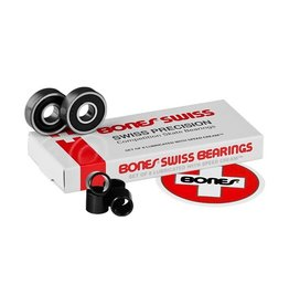 Bones Bearings Bones Bearings Swiss Bearings 8 Pack