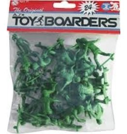 Skate Toy Boarders Series II 24PC Skate Figures