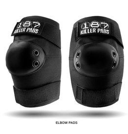 Skate 187 Standard Elbow Pads M Black