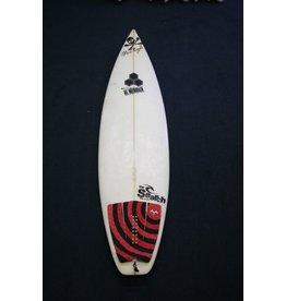 Used Surfboards Al Merrick Bobby M Used 6'1 x 18 3/8 x 2 1/4