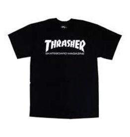 Thrasher Thrasher Skate Mag T Black Medium