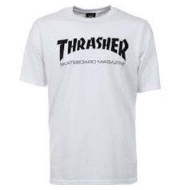 Skate Thrasher Skate Mag T White Large
