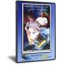 Movies Airbrushing 101 DVD