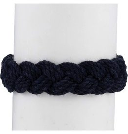 World End Imports Black Sailor Surfer Knot Bracelet Jewelry Small