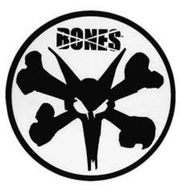 "Skate Bones Circle Rat 6"" Decal"