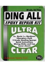 Ding Repair Ding All Standard Epoxy Repair Kit (Green)