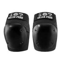Skate 187 Fly Knee Pads XL Black