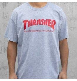 Thrasher Thrasher Skate Mag T,  SS, GRY, L