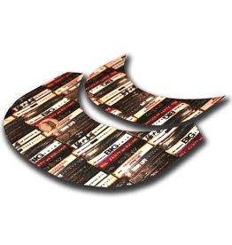 Brim Skins Brimskins 2 Big Tapes Custom Headwear Skin