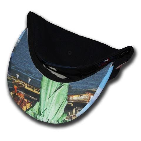 Brim Skins Brimskins Lady Liberty Custom Headwear Skin