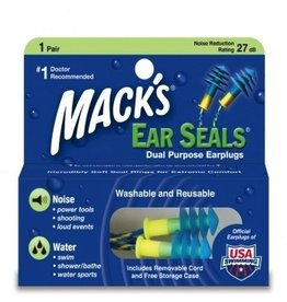 RDI Mack's Ear Seals Ear Plugs