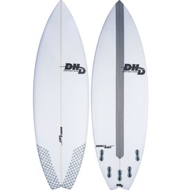 DHD DHD 5'8 Double Shot Short Board Surfboard