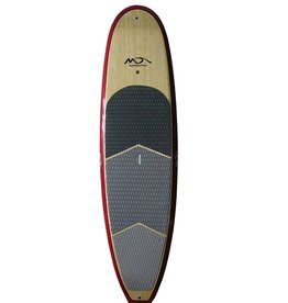 Dolsey Dolsey 10'0 PCG Red SUP Carbon Fiber Rail MSRP $ 1,449.00