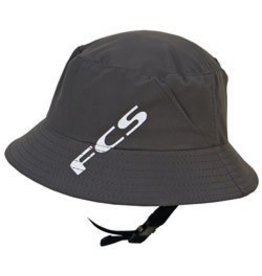 FCS FCS Wet Bucket Gun Metal Large Surfing Hat
