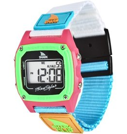 Freestyle Freestyle Shark Clip Black/Neon Watch