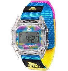 Freestyle Freestyle Shark Leash Clear/Cyan Watch
