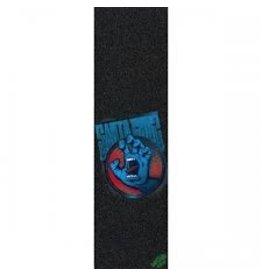 Skate Santa Cruz x Mob Screaming Tag 9x33 Grip Single Sheet