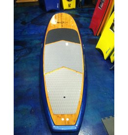"Dolsey Dolsey 10'0"" Bamboo Light Blue Carbon Fiber SUP MSRP $ 1,499.00"